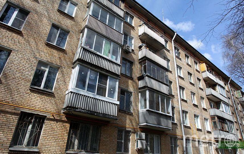 Столичные хрущёвки. Фото Василий Кузьмичёнок