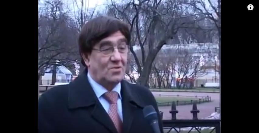 Суд вернется к делу об убийстве ректора СПбГУСЭ. Фото Скриншот Youtube
