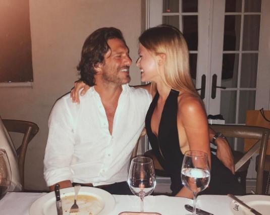 Вита Сидоркина и Валерио Морабито. Фото Instagram Виты.