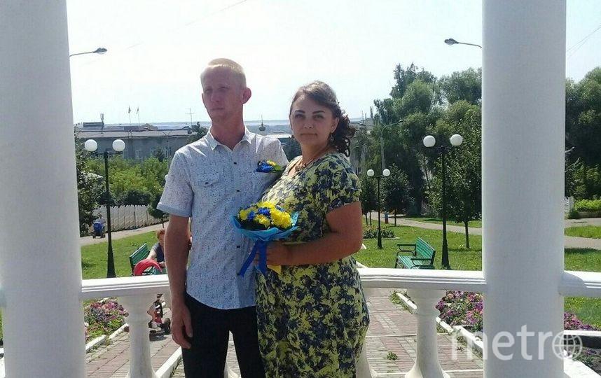 Алексей и Елена Ведяшкины. Фото предоставлено Алексеем Ведяшкиным.
