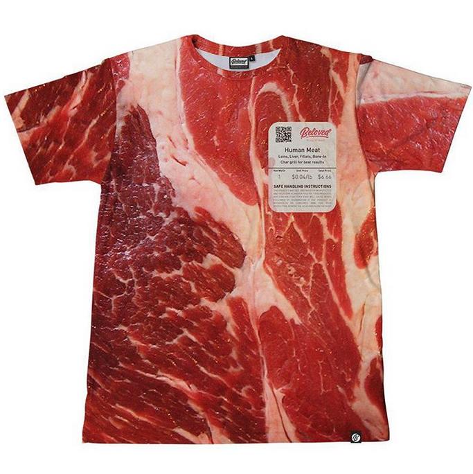 Товары компании Beloved Shirts.