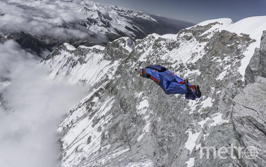 Прыжок Валерий Розова. Фото redbullcontentpool.com