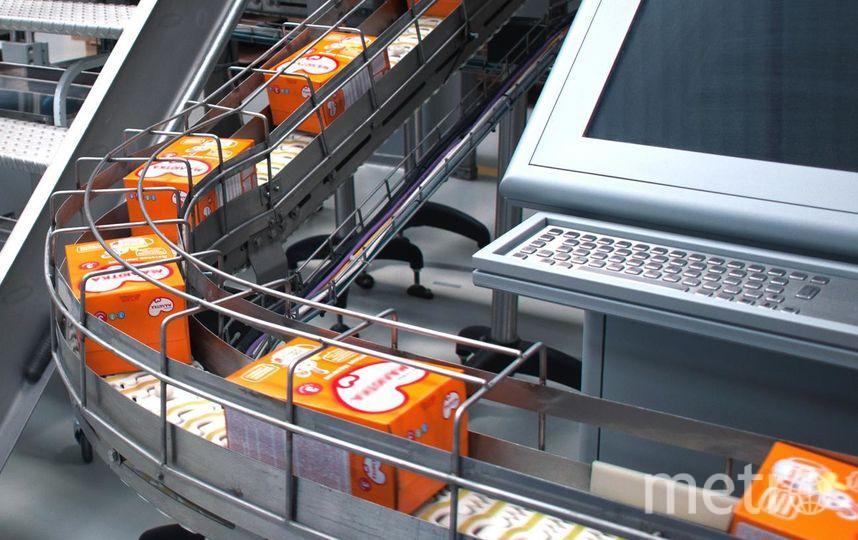 """Корреспондент Metro отправился на завод, где производят детское питание. Фото """"Metro"""""""