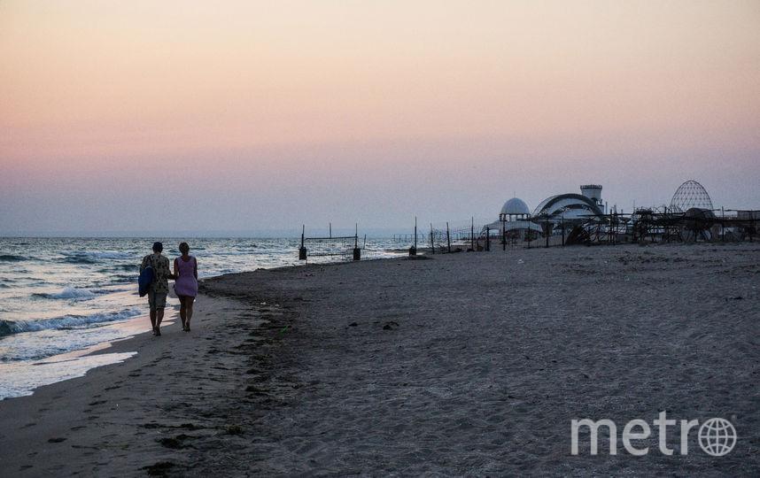 На отдыхе в Крыму. Фото Getty
