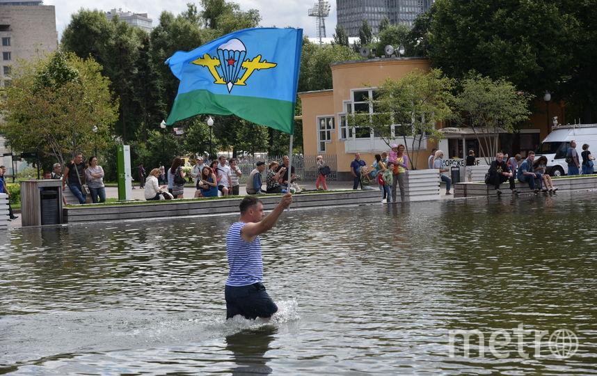 День ВДВ. Фото Василий Кузьмичёнок