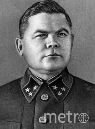 Генерал Ватутин. Фото РИА Новости