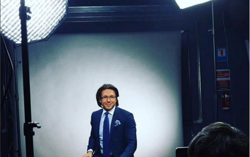 Андрей Малахов. Фото Скриншот из официального Insatgram.