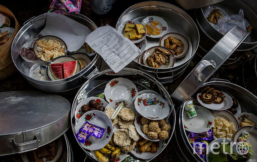 Индонезийская еда. Фото Getty
