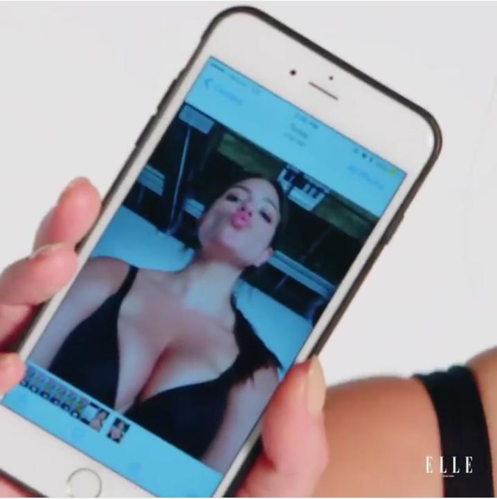 Эшли Грэм показала, что может делать девушка в нижнем белье. Фото Скриншот Instagram/ theashleygraham