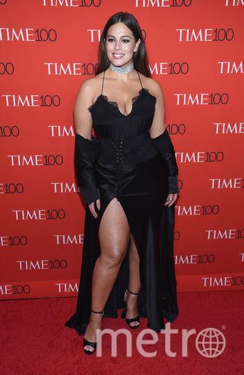 Эшли Грэм показала, что может делать девушка в нижнем белье. Фото Getty
