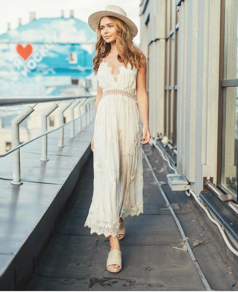 Стефания Маликова. Фото Instagram Стеши.