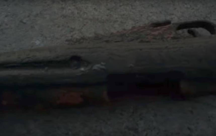 Рыбак поймал вМоскве-реке заряженную винтовку— удивительный улов