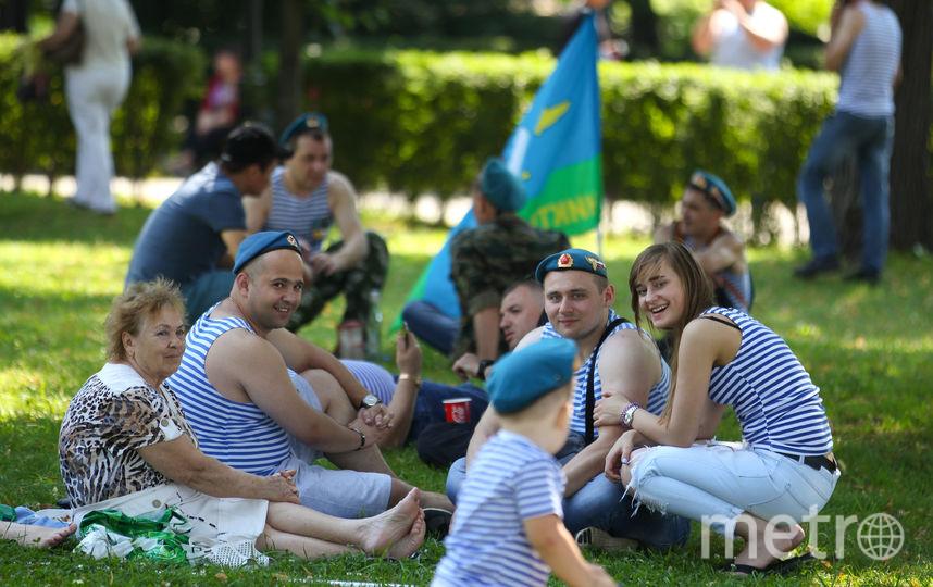 День ВДВ 2017. Фото Василий Кузьмичёнок