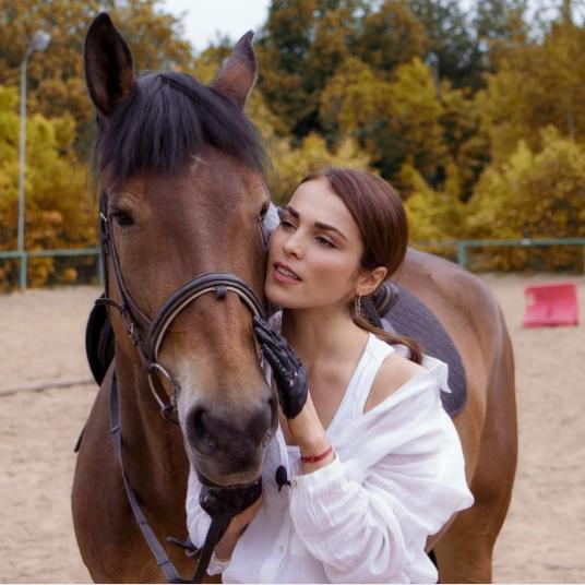 Сати Казанова. Фото Instagram Сати Казановой.