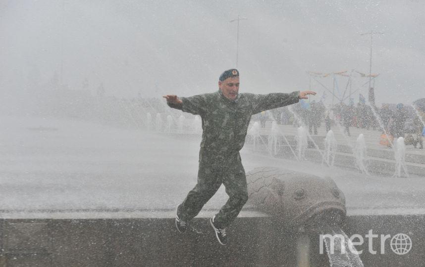 """В парке 300-летия Санкт-Петербурга. Фото Святослав Акимов, """"Metro"""""""