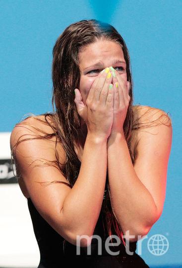 Ягодицы Юлии Ефимовой названы лучшими в российском спорте. Фото Getty