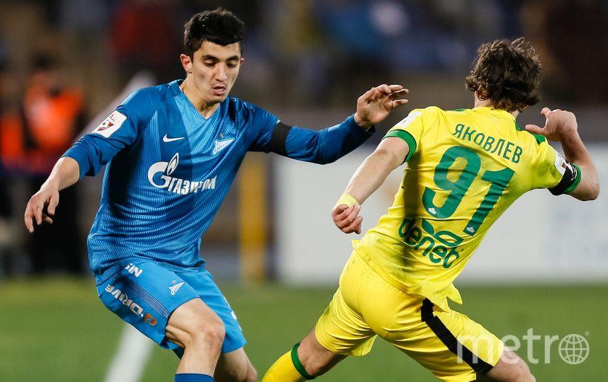«Зенит» отдал защитника Цаллагова варенду «Динамо»