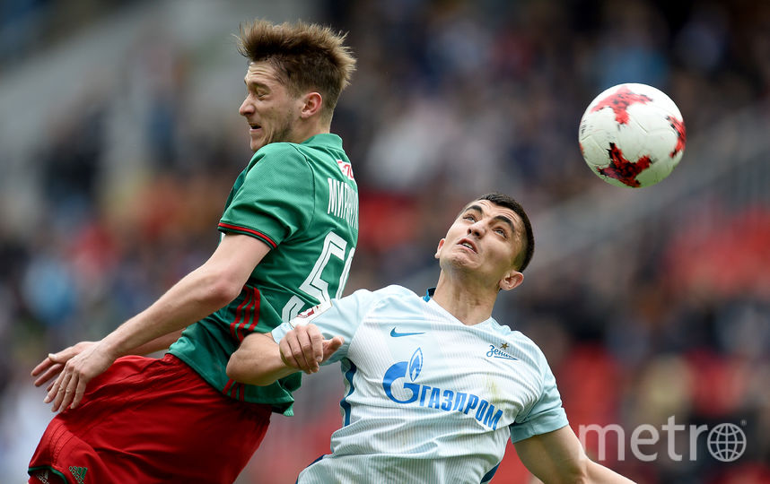 Защитник «Зенита» перебрался в«Динамо»