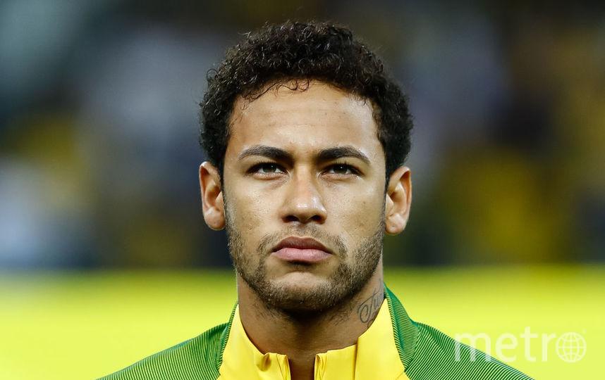 Бразильйский футболист Неймар. Фото Getty