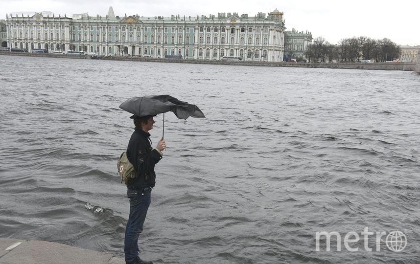 В Петербурге похолодает и пройдут дожди с грозами. Фото Интерпресс