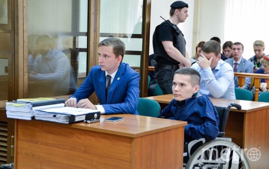 Наказание инвалиду Мамаеву, ранее осужденному на 4,5 года, заменили на штраф. Фото РИА Новости