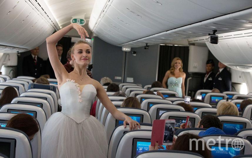 Boeing 787. Фото Getty