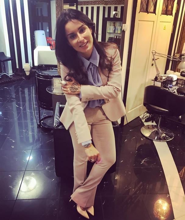 Тина Канделаки пожелала подписчикам потолстеть. Фото Скриншот/Instagram: tina_kandelaki