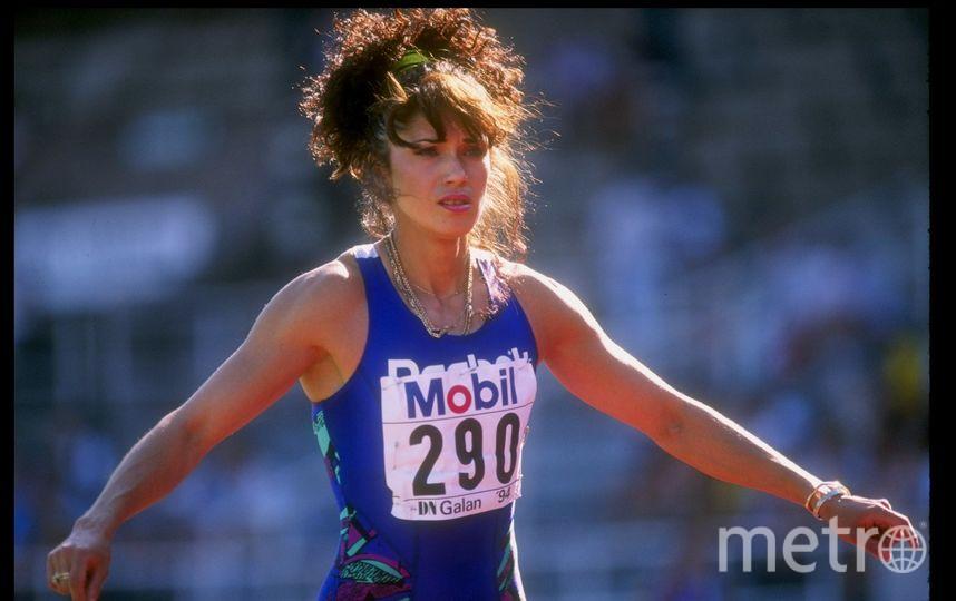 Иоланда Чен установила рекорд в тройном прыжке в помещении. Фото Getty