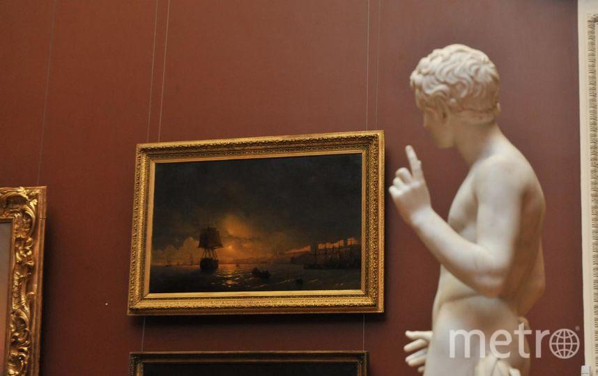 Потомки Айвазовского изАвстралии посетили российский музей
