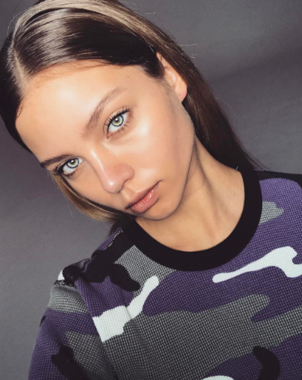 Алеся Кафельникова. Фото Instagram Кафельниковой