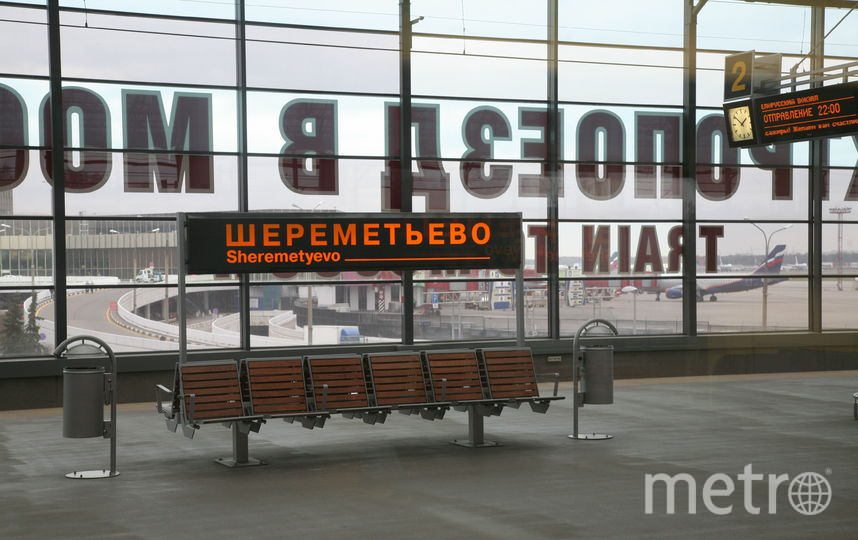 """Вылетевший из Москвы в Майами самолёт экстренно сел в Шереметьево. Фото Василий Кузьмичёнок, """"Metro"""""""