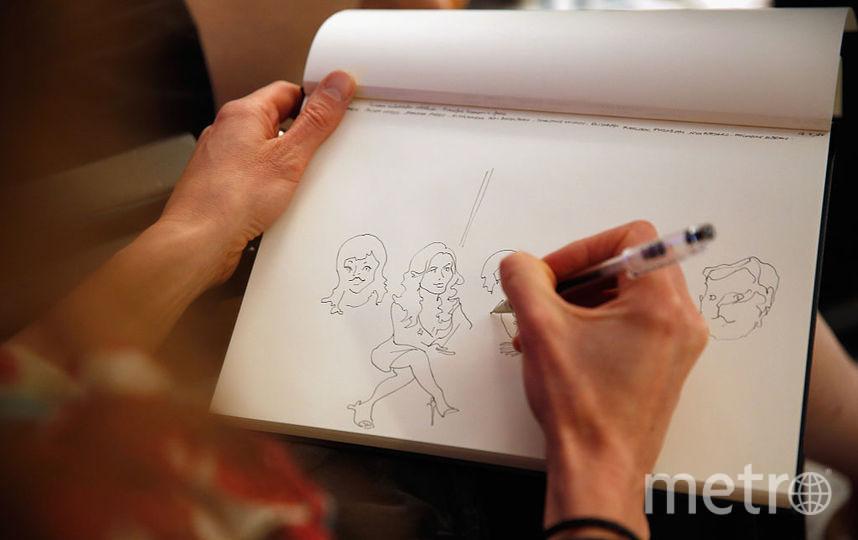 Вместо службы он рисовал комиксы. Фото Getty