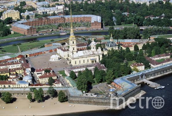 """На пляже Петропавловки пройдет фестиваль """"Питер, я люблю тебя!"""". Фото Getty"""