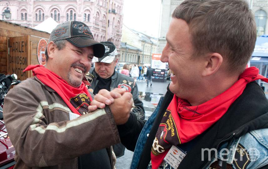 Сын Че Гевары посетил Петербург. Фото Святослав Акимов, Интерпресс