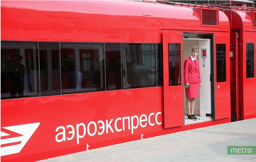 Аэроэкспресс сбил мужчину наСавёловском направлении МЖД