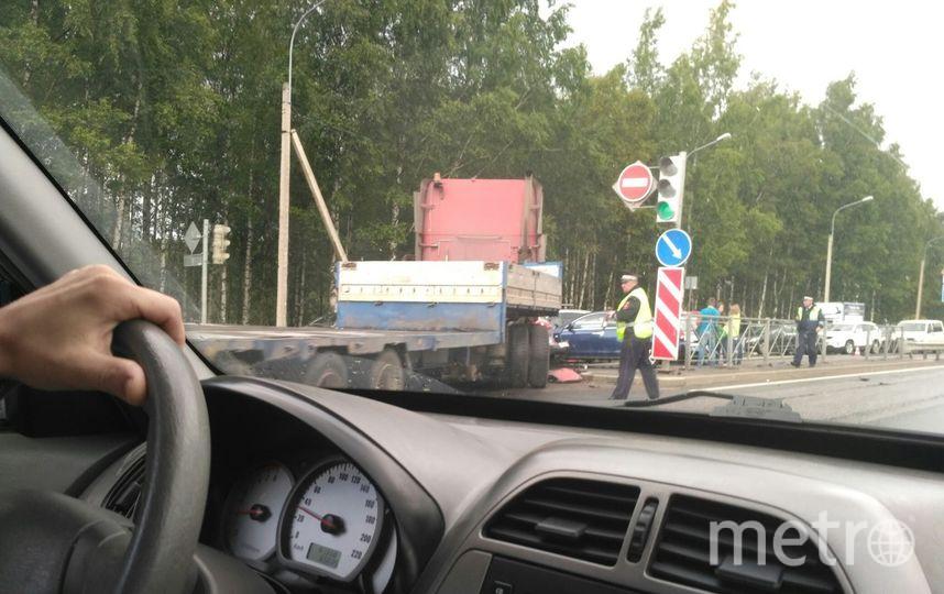 Две женщины погибли встрашном ДТП наДороге Жзини