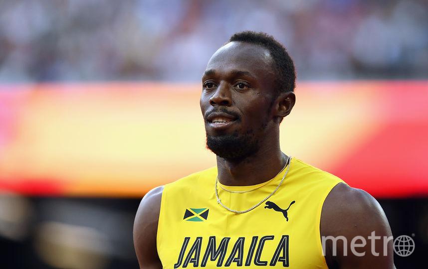 Усэйн Болт несмог выиграть последний забег на100 метров
