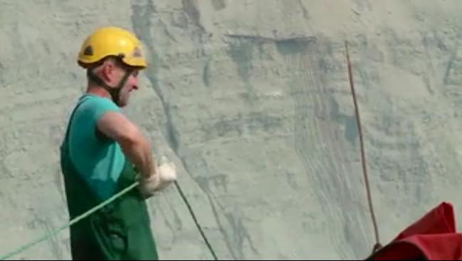 Альпинисты приступили к поискам пропавших шахтеров в Якутии. Фото Скриншот www.mchs.gov.ru