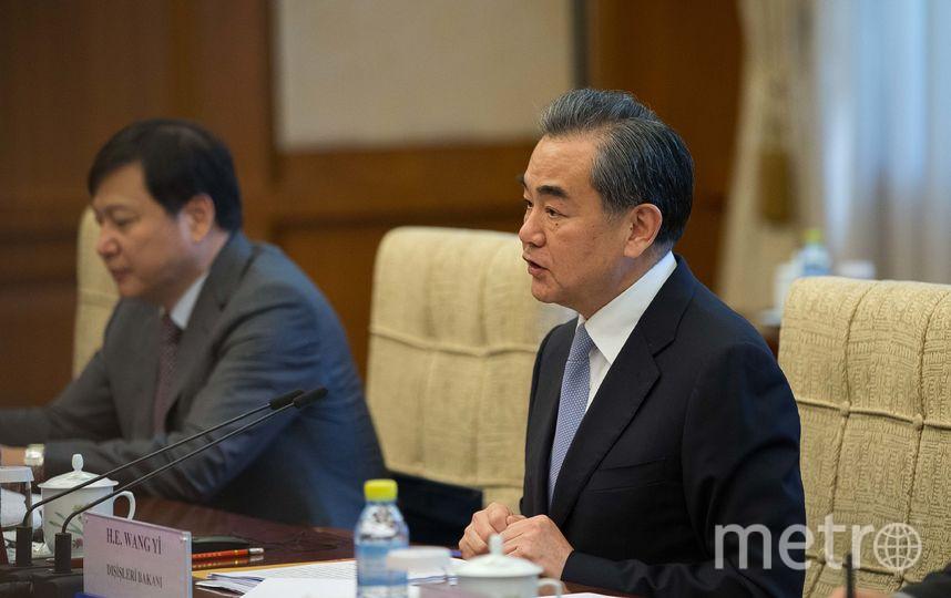 Глава МИД Китая призвал КНДР прекратить провокации. Фото Getty