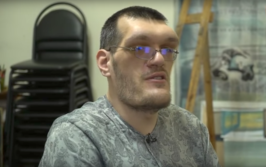 Иван Денисенко. Фото Скриншот из Youtube., Скриншот Youtube