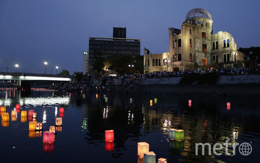 Японцы ежегодно чтят память жертв. Фото Getty