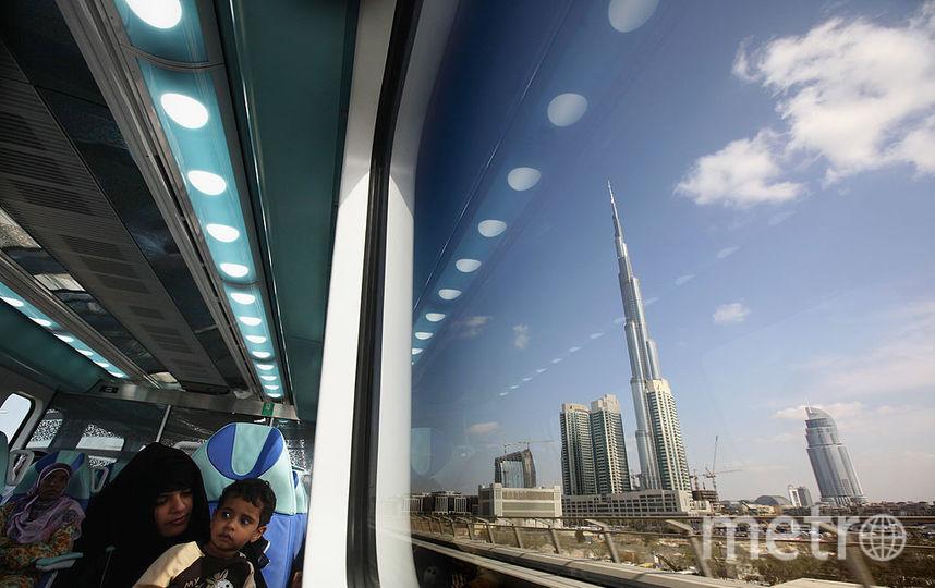 Дубай. Фото Getty