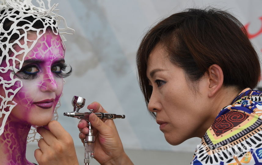 World Bodypainting Festival.