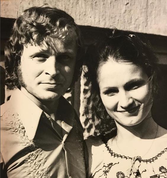 София Ротару с мужем. Фото instagram