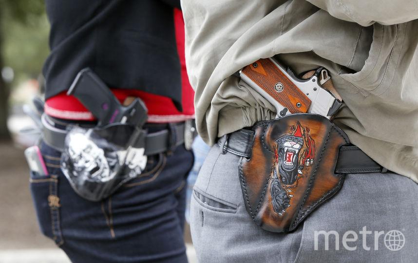 Два пьяных петербуржца устроили стрельбу на Васильевском острове. Фото Getty