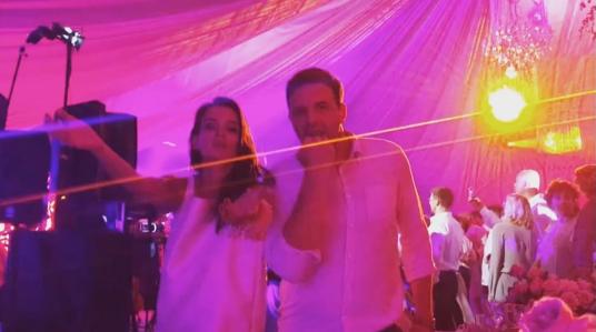 Максим Виторган и Паулина Андреева. Фото Instagram Максима Виторгана