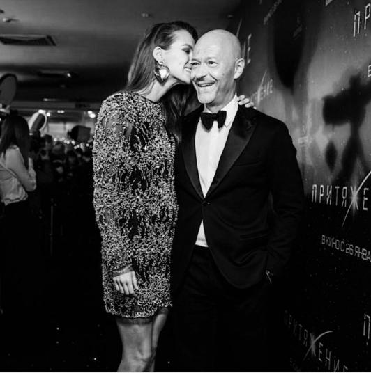 Паулина Андреева и Фёдор Бондарчук. Фото Instagram Максима Виторгана