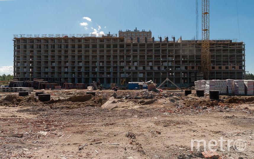 """ЖК """"Северный вальс"""" - пример качественного современного строительства."""