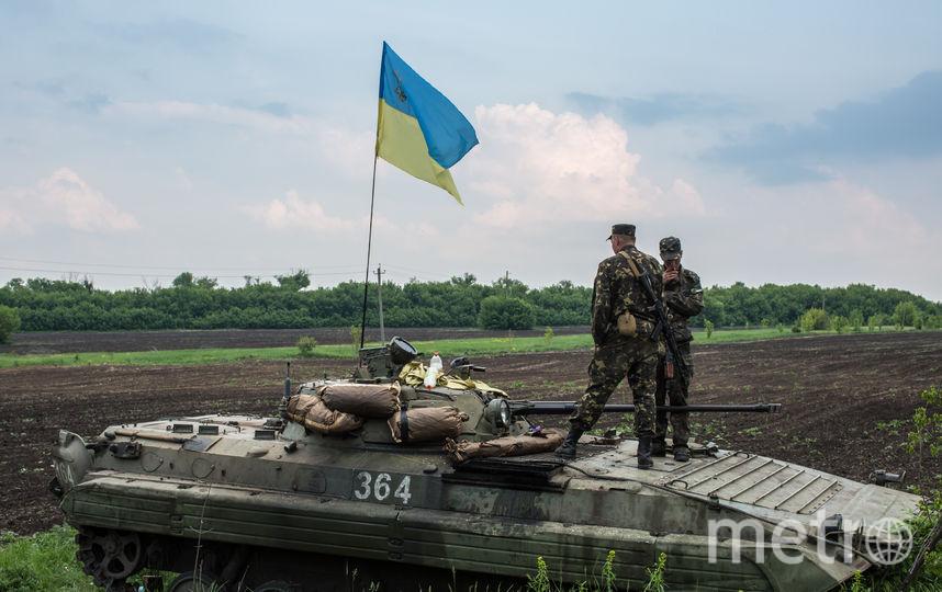 Армия Украины. Фото Getty