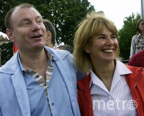 Владимир и Наталья Потанины. Фото РИА Новости